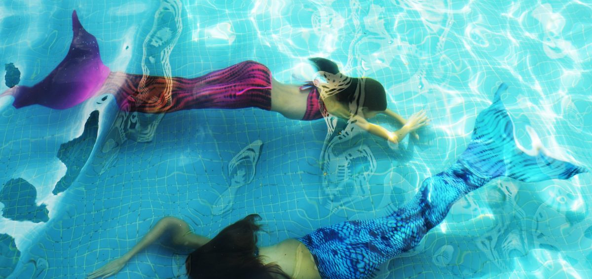 cauda de sereia Sirenita