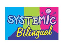 systemic bilingual logo