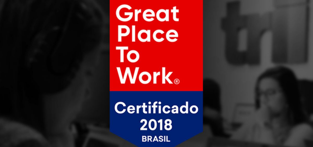 Monte Bravo é certificada pelo Great Place to Work