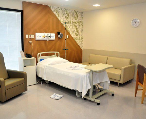 Hospital Brasil inaugura unidade de transplante de medula óssea